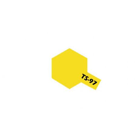 TS97 Jaune Nacré / Pearl Yellow