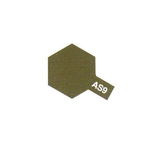 AS9 Vert Foncé / Dark Green RAF