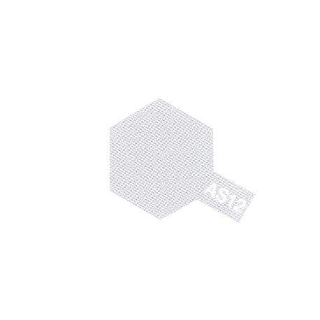 AS12 Argent Métal Nu / Bare Metal Silver