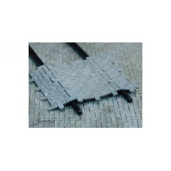 Flexyway Pavés de route / Paved Road, 8 segments 1/45