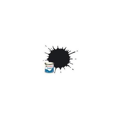N° 33 Noir / Black Mat