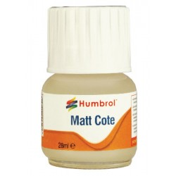 Vernis mat / Modelcote Mat Cote 28 ml