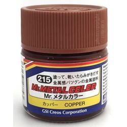 MR. METAL COLOR Copper