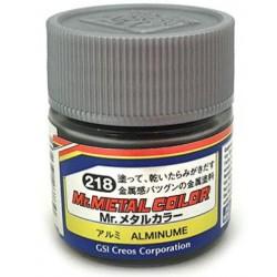 MR. METAL COLOR Aluminium