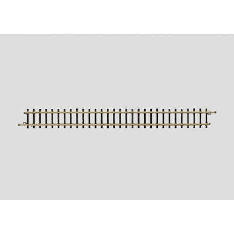 Rail droit / Straight Track, L 11cm, Z
