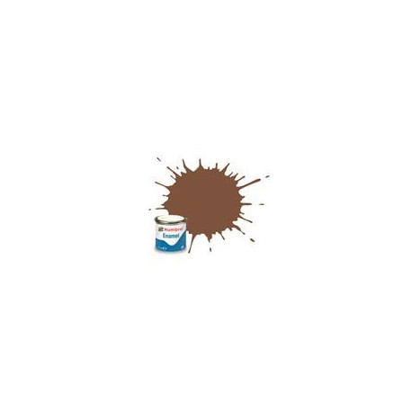 N° 186 Brun / Brown Mat
