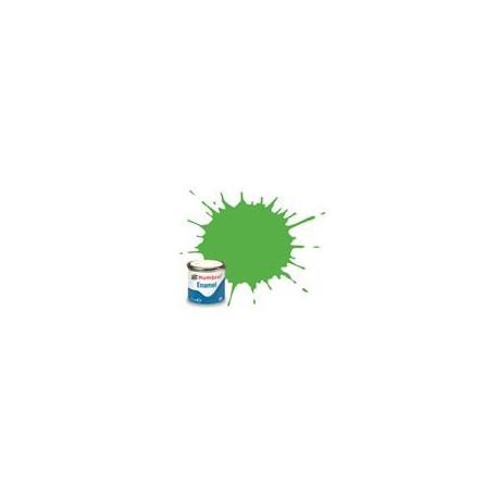 N° 208 Vert Signal Brillant Fluorescent Signal Green Gloss