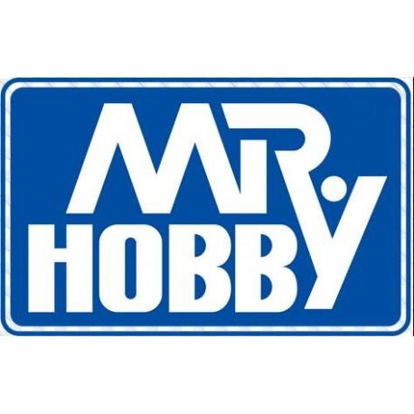 Hobby Aqueous Gris rute mat / Flat Rough gray