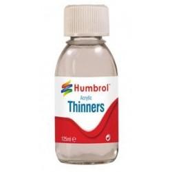 Diluant Acrylique / Thinner Acrylic 125 ml