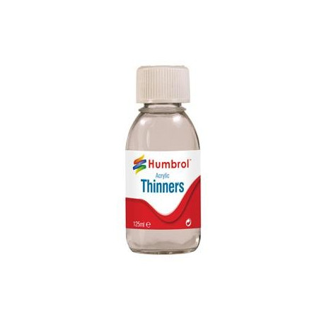Diluant Acrylique / Thinner Acrylic 125 ml