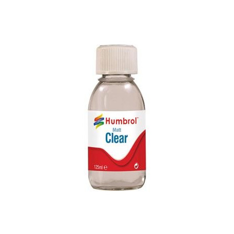 Vernis / Varnish Clear Mat 125 ml