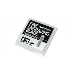 Lame à graver / Fine Engraving Blade, 0,4 mm