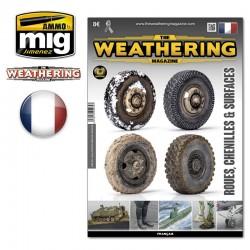 The Weathering Magazine n°25 : Roues, Chenilles et Surfaces