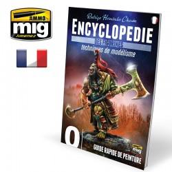 Encyclopédie des figures Volume 0 : Guide Rapide des Peintures