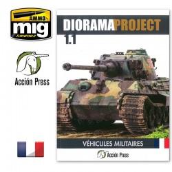 Diorama Project 1.1 : Véhicules Militaires Blindés au combat