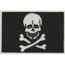 """Drapeau de Pirate """"Black Falcon"""""""