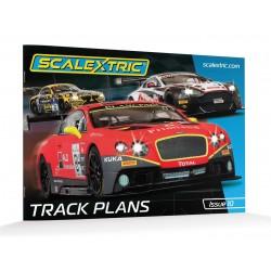 Livre avec Plans de rails / Track Plans Book, 10th Edition