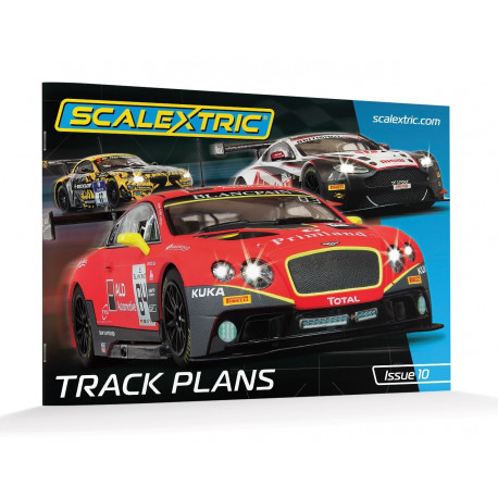 Livre avec Plans de rails / Track Plans Book, 10th Edition
