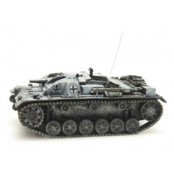 WM stug III ausf A-2 winter 1/87