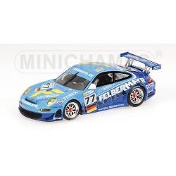 Porsche 911 GT3 RSR, Team Felbermayr Proton, Felbermayr Sr / Davison / Henzler, 24H Le Mans 2008, 1/43