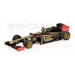 Lotus Renault GP R31, Nick Heidfeld, 2011, 1/43