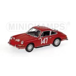 Porsche 911, Linge / Falk, Rally Monte Carlo, 1965, 1/43