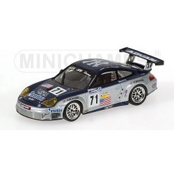 Porsche 911 GT3 RSR, 24h Le Mans 2005, Alex Job Racing, Hindery/Rockenfeller/Lieb, 1/43