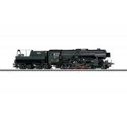 Locomotive à vapeur lourde / Heavy Steam Locomotive Museum CFL, MFX DCC SON, H0