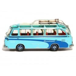 Bus Setra S6, Bleu, 1/43
