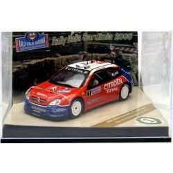 Citroen Xsara WRC, S. Loeb/D. Elena, Rallye Italia 2005, 1/43