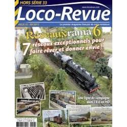 Loco-Revue Hors-Série 33 Septembre 2013