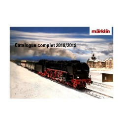 Catalogue Märklin 2019