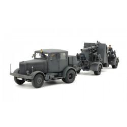SS-100 & Flak 37 88MM 1/48