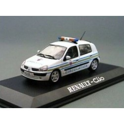 "Renault Clio ""Circulation"", Blanc, 1/43"
