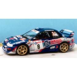 Subaru Impreza WRC David Loix Condroz 2001 1/24