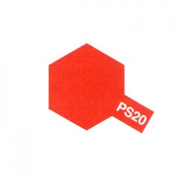 PS20 Rouge fluorescent / Fluorescent red
