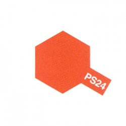 PS24 Orange fluorescent / Flurorescent orange