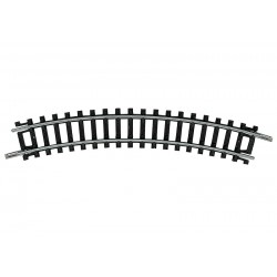 Rail courbe /Curved Track, R 1, 30°, N