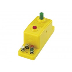 Commutateur à double fonction jaune / Yellow Double Function Controller