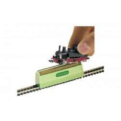 Brosse de nettoyage pour roues de locomotives / Locomotive Wheel Cleaning Brush, N & Z