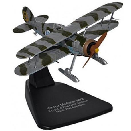 Gloster Gladiator MKII 1/72, 1/72