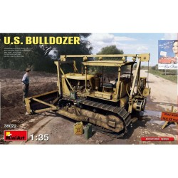US Bulldozer 1/35
