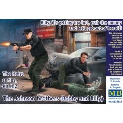 "The Heist Series Kit 2 ""The Johnson Brothers"" 1/24"