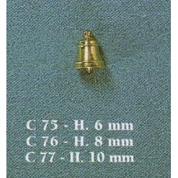 Cloche 8 mm 1pc