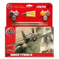 Hawker Typhoon IB 1/72