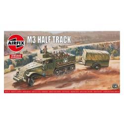 M3 Half Track & 1 Ton Trailer 1/76