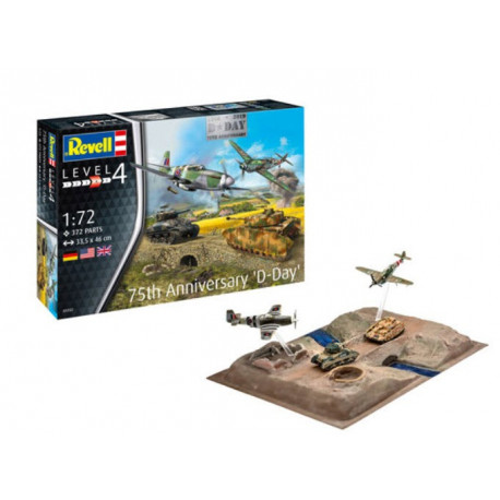 "75th Anniversary Set ""D-Day"" 1/72"