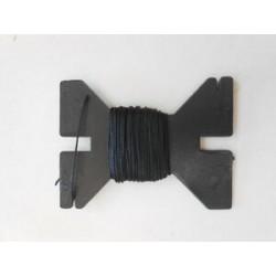 Cordage Noir 0.25mm, 10mc