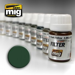 Filtre / Filter Green For Grey Green 30ml