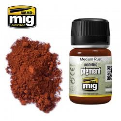 Pigment Rouille Medium Rust 35ml